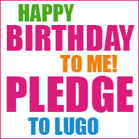 Lugo Birthday Pledge