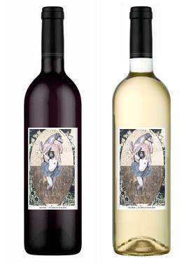 Ivan Bautista Wine Bottles