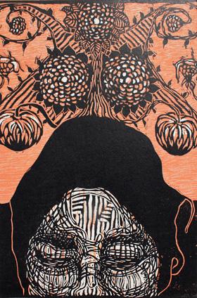 Daniel Alan Altamirano Lopez Wine Label Artwork