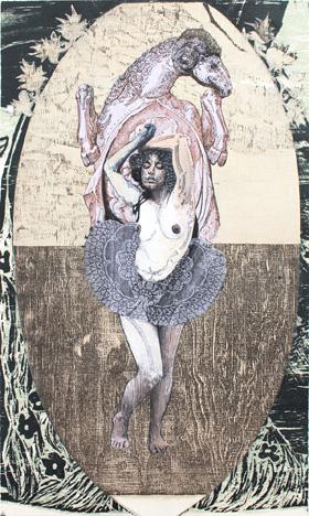 Ivan Bautista Wine Label Artwork