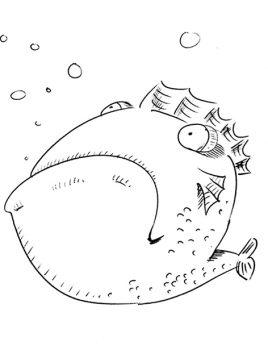 Jeff McCloskey Doodle