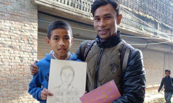 2015 Memory Portraits (Nepal)